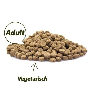 vegetarische brok
